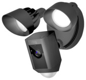 Ring Floodlight Cam - Zwart