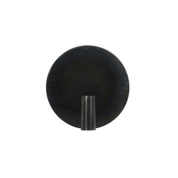 Wandlamp Moon Ø25 zwart