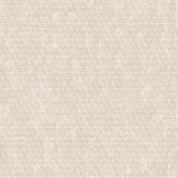Vliesbehang driehoek luxe goud (dessin 105157)