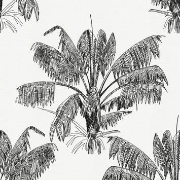 vtwonen vliesbehang palm tree (dessin 105752)