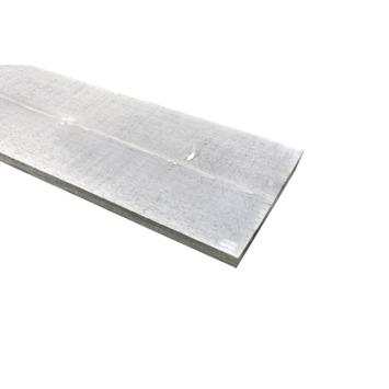 Steigerhout ca. 15x200 mm, lengte 240 cm grijs