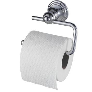 Haceka Allure toiletrolhouder chroom