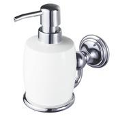 Haceka Allure zeepdispenser chroom