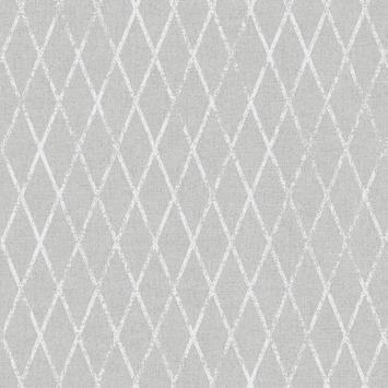 Vliesbehang wieber linnen beton (dessin 105742)