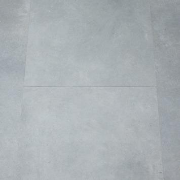 Le Noir et Blanc Click PVCVloertegel Licht Grijs 4V-groef91x46 cm 2,51 m2