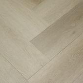 Le Noir et Blanc Click PVC Visgraat Naturel Eiken 4V-groef5.5 mm 1,35 m2