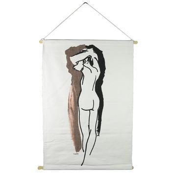 Wanddoek Petra Lunenburg 70x100 cm