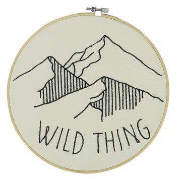 Wandhanger Wild Thing Ø23 cm