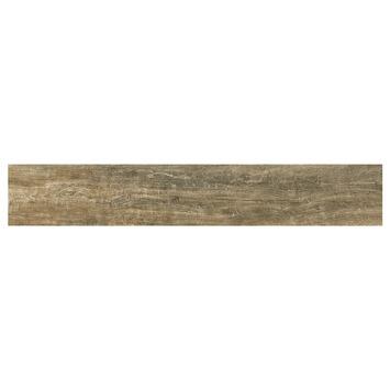 Yosemite Vloertegel Brown 16,4x99,8cm 0,98m²