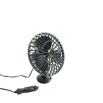 Ventilator met zuignap 12V