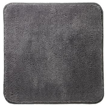 Sealskin Angora wc mat grijs 60 x 60 cm