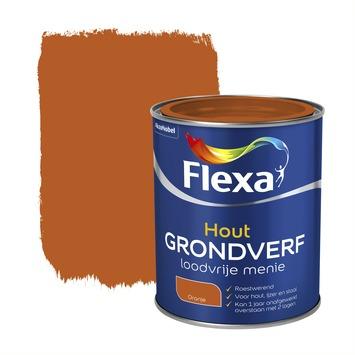 Flexa metaal loodvrije menie oranje 750 ml