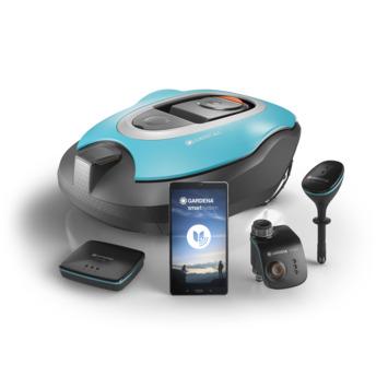 Gardena robotmaaier Smart System set