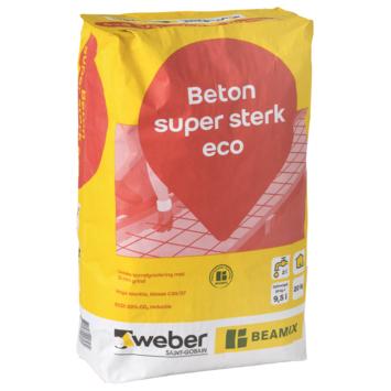 Weber Beamix betonmortel 100 grijs 20 kg