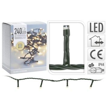 Led Kerstverlichting Extra Warm Wit 240 Lampjes Kopen Karwei