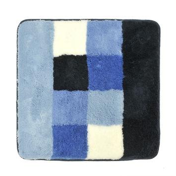 Sealskin Rosalyn wc mat blauw 60 x 60 cm