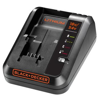 Black+Decker acculader dualvolt: 18V + 54V