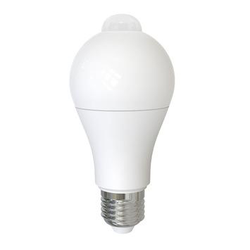 Handson LED peer E27 6W(=40W) met bewegingssensor