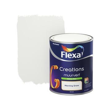 Flexa Creations muurverf extra mat morning snow 1 l