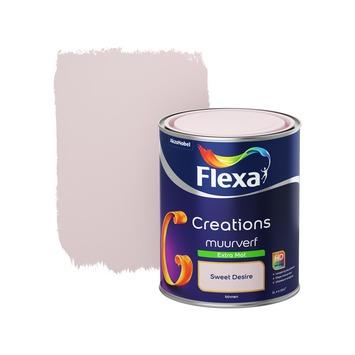 Flexa Creations muurverf extra mat sweet desire 1 l