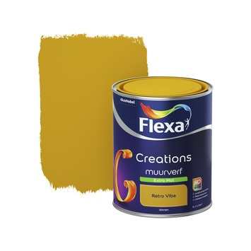 Flexa Creations muurverf extra mat retro vibe 1 l