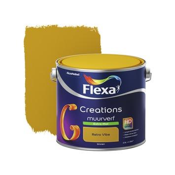 Flexa Creations muurverf extra mat retro vibe 2,5 l