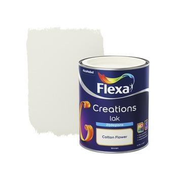 Flexa Creations lak zijdeglans cotton flower 750 ml