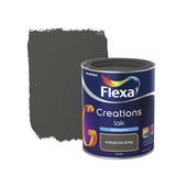 Flexa Creations lak zijdeglans industrial grey 750 ml