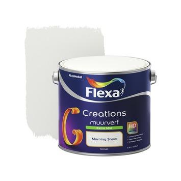 Flexa Creations muurverf extra mat morning snow 2,5 l