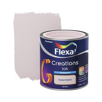 Flexa Creations binnenlak sweet desire zijdeglans 250 ml
