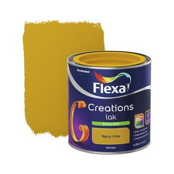 Flexa Creations binnenlak retro vibe extra mat 250 ml
