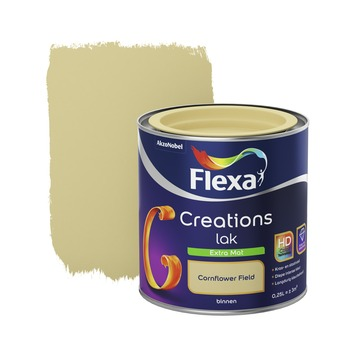 Flexa Creations binnenlak cornflower field extra mat 250 ml