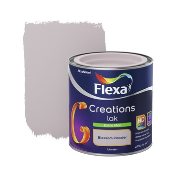 Flexa Creations binnenlak blossom powder extra mat 250 ml