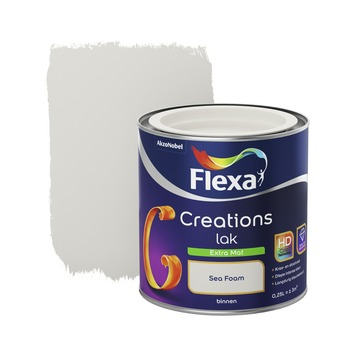 Flexa Creations binnenlak sea foam extra mat 250 ml