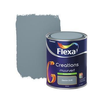 Flexa Early Dew Muurverf.Flexa Creations Muurverf Early Dew Extra Mat 2 5 Liter Kopen Flexa
