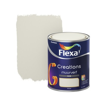 Flexa Creations muurverf sandy beach krijt 1 liter