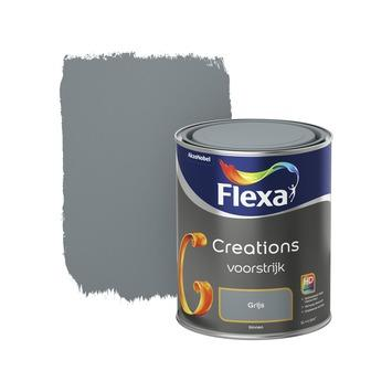 Flexa Creations voorstrijk grijsmat 1 liter