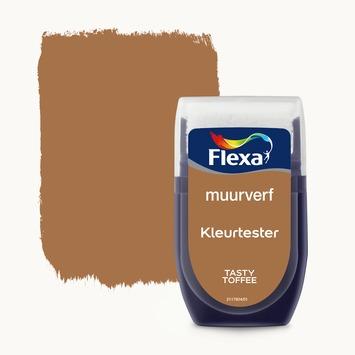 Flexa Creations muurverf Kleurtester Tasty Toffee mat 30ml
