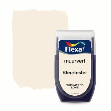 Flexa Creations muurverf Kleurtester Shimmeres Love mat 30ml