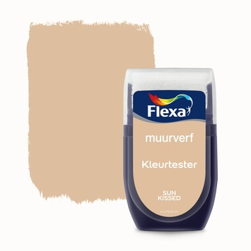 Flexa Creations muurverf kleurtester Sun Kissed 30 ml