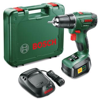 Bosch accu boormachine PSR 1800 LI-2