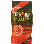 Fire-Up houtskoolbriketten10 kg
