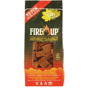 Fire-Up aanmaakblokjes (72 stuks)