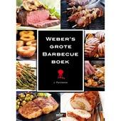 """Weber receptenboek """"Het grote barbecue boek"""""""