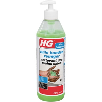 HG vuile handenreiniger 530 ml