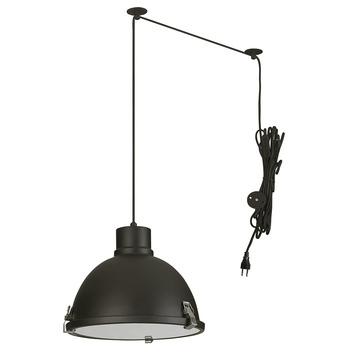 KARWEI hanglamp Magnus mat zwart