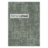 Behangstaal vliesbehang stof zara groen (dessin 105145)