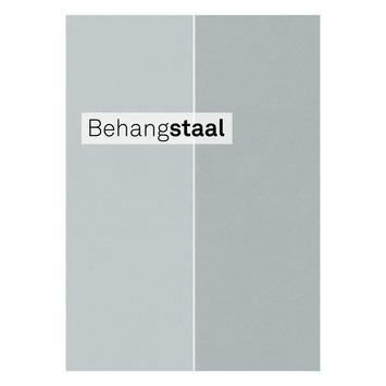 Behangstaal vliesbehang streep grijs (dessin 31-354)