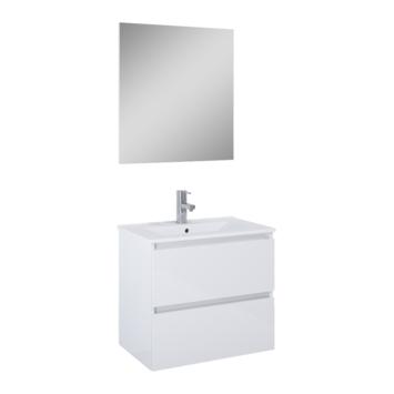 Atlantic Badmeubelset Heon Wit 60 cm met Spiegel