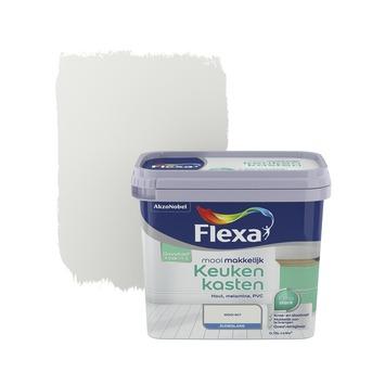 Flexa Mooi Makkelijk keukenkasten wit zijdeglans 750 ml